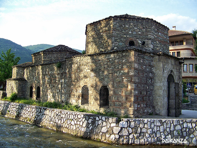 Старая турецкая баня в Тетово, Македония