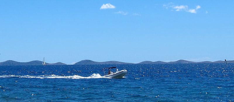 Отдых на побережье Хорватии