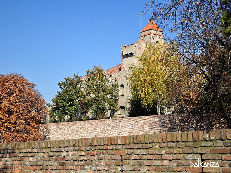 Белградская крепость Калемегдан, Белград, Сербия